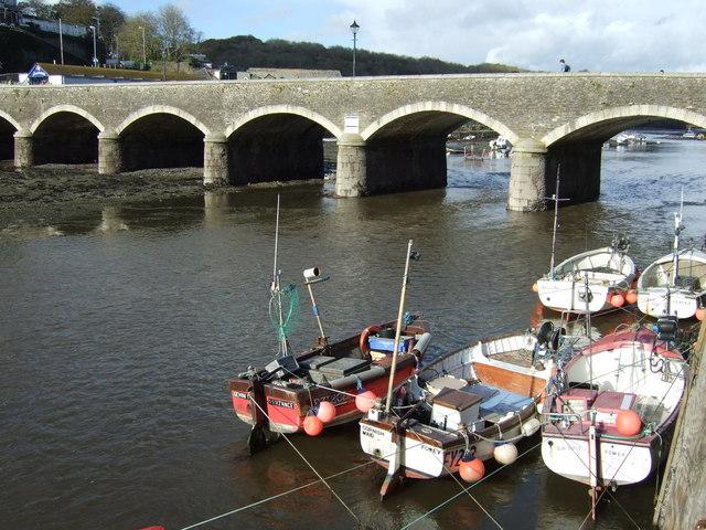 Bridge over the River Looe
