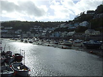 SX2553 : West Looe by JThomas