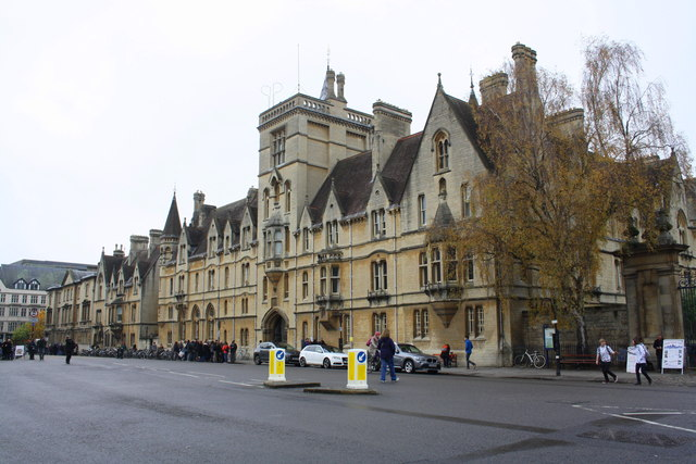 Balliol College, Broad Street
