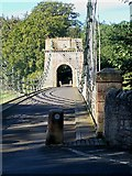 NT9351 : Union Chain Bridge by David Chatterton