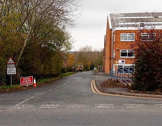 Walcot Lane, Pershore