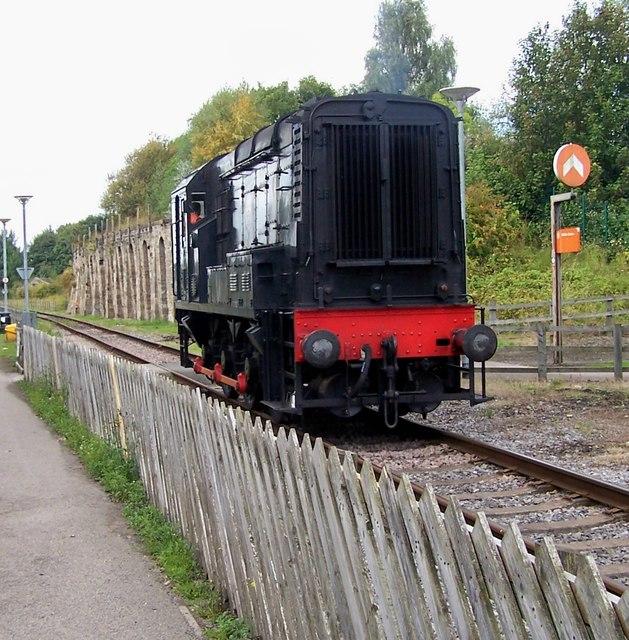BR Class 08 Diesel Shunter