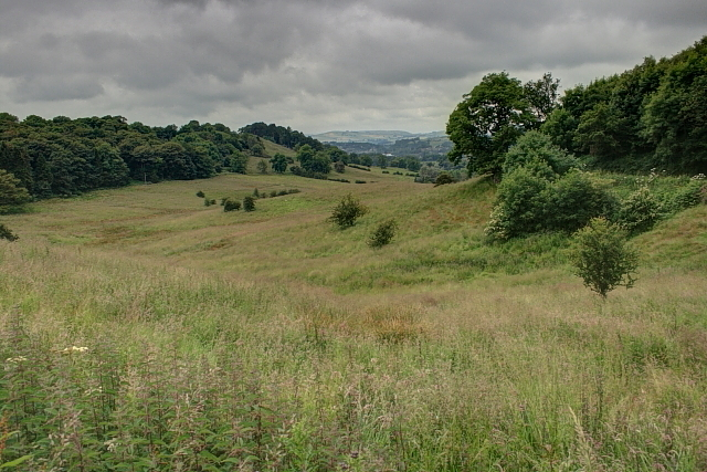 View towards Coombs Farm