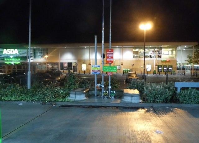 Asda Supermarket, Wembley Park
