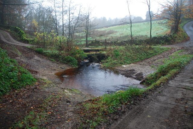 Ford on Capelshaw Beck