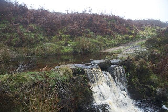 Ford on Hazlewood Moor