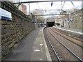 NS5965 : High Street railway station, Glasgow by Nigel Thompson