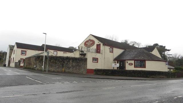 The Old Ginn House, Great Clifton
