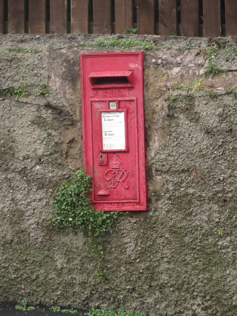 Post box, Great Clifton