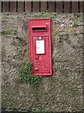 NY0429 : Post box, Great Clifton by Graham Robson