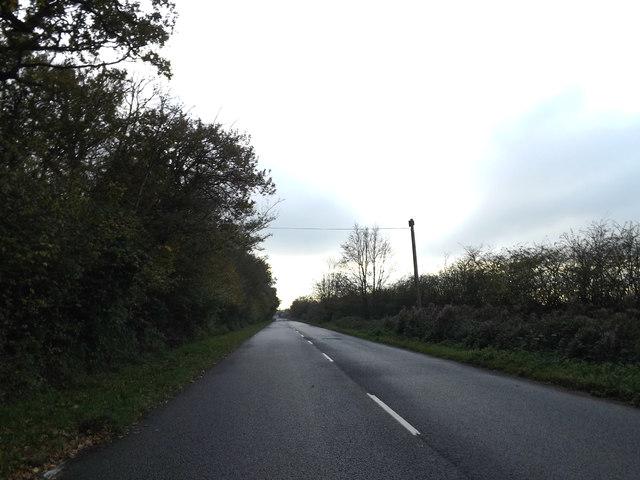 Norwich Road, Thelveton