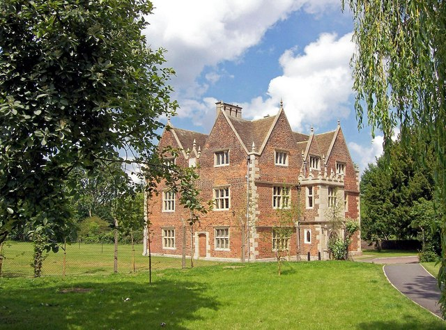 The Red Hall at Bourne, Lincolnshire