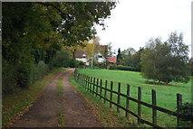 TG0907 : Hollandshill Farm by N Chadwick