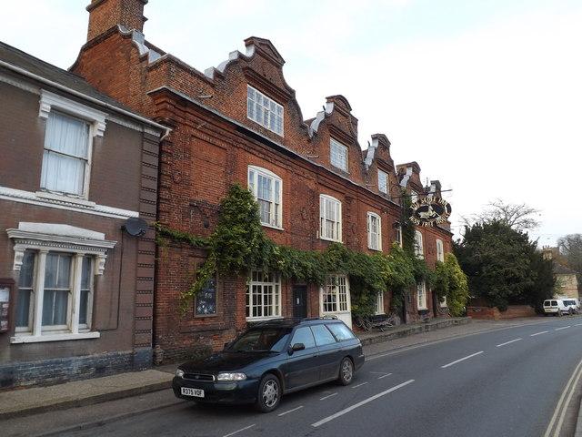 The Scole Inn Public House