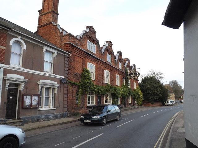 The Street & The Scole Inn Public House