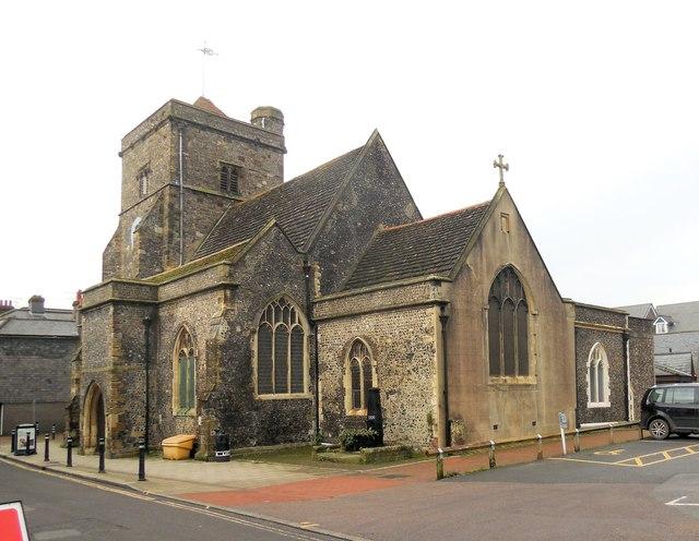 St Thomas Church, Lewes