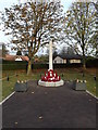 TM1578 : Scole War Memorial by Adrian Cable