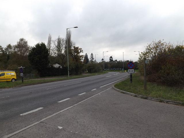 A143 Scole Stuston Bypass