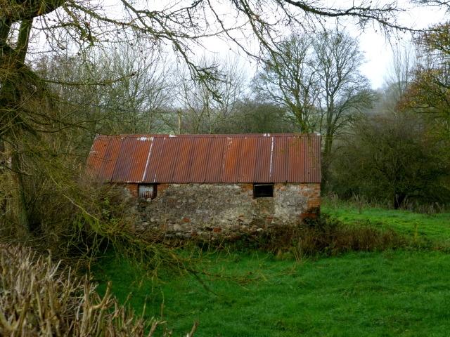 Old farm building, Bracky