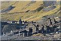 SN8074 : Cwm Ystwyth mine ruins by Nigel Brown