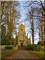 TQ0548 : The approach to the 'Irvingite' church, Albury by Stefan Czapski