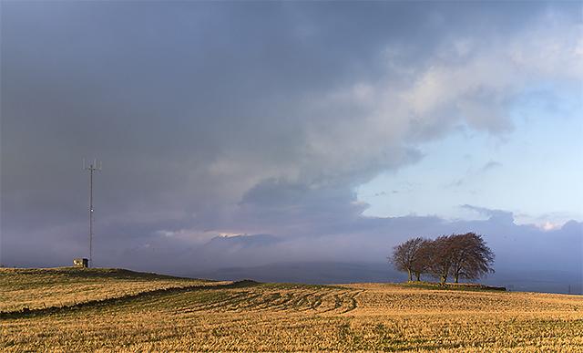 Farmland by Carleith Cairn
