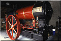 NY5130 : Penrith steam Museum - Robey undertype by Chris Allen