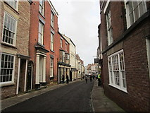 TA1767 : Back to the 40s - Bridlington High Street by Jonathan Thacker