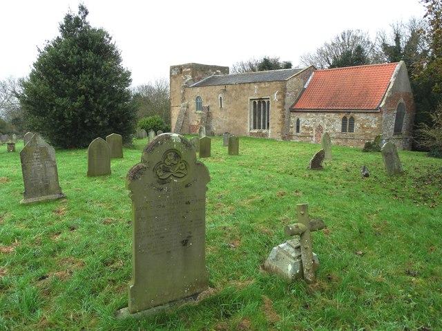 Church of St Mary, Barnetby-le-Wold