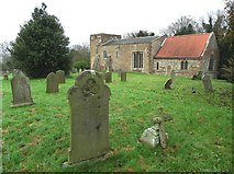 TA0609 : Church of St Mary, Barnetby-le-Wold by Neil Theasby