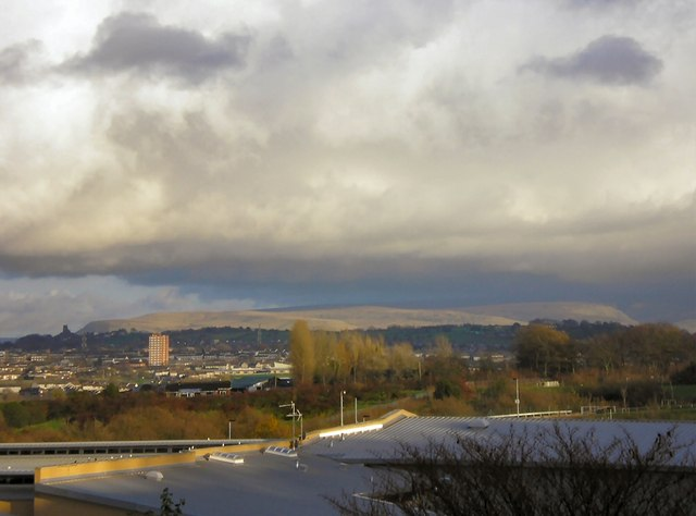 View of the Pennines