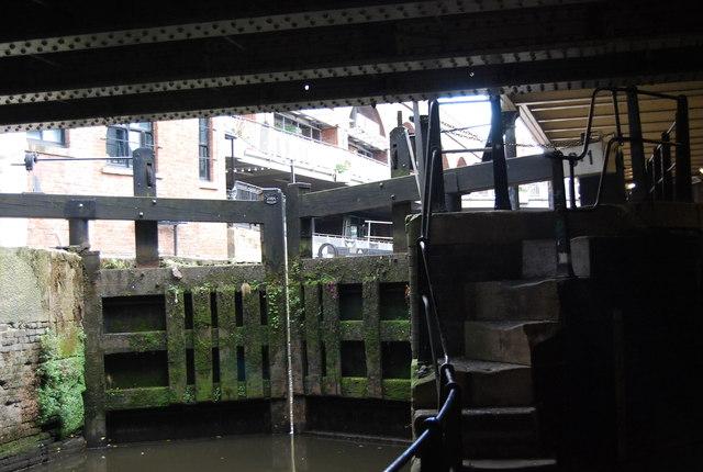 Lock 91, Rochdale Canal