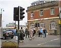 SJ9494 : Crossing Market Street by Gerald England