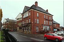 SK3871 : St Mary's Gate, Chesterfield, Derbys. by David Hallam-Jones