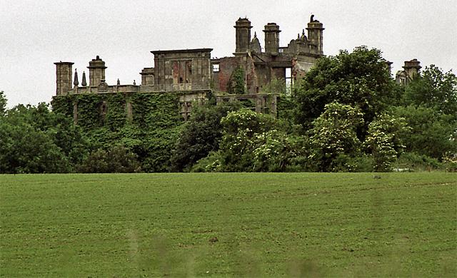 Bylaugh Hall near Bawdeswell
