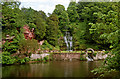 NY4754 : River Eden, Great Corby by Stephen Richards