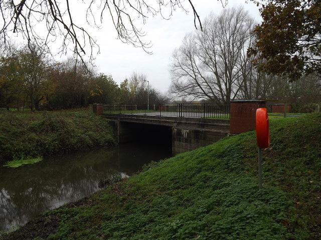 Scole Bridge & Bridge Road Bridleway