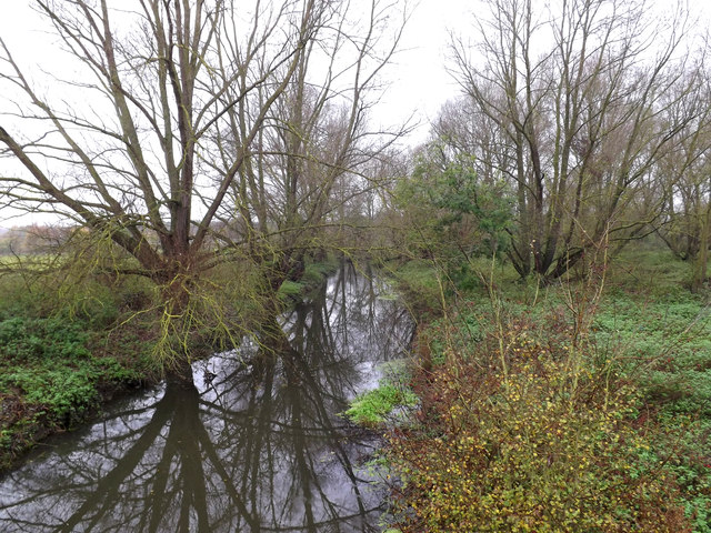 River Waveney off Scole Bridge