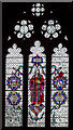 SK9771 : Window s.IV, Lincoln Cathedral by J.Hannan-Briggs