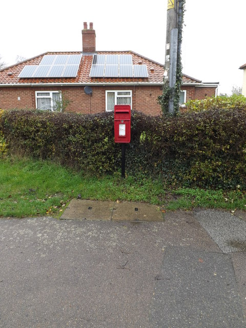 Ransome Avenue Postbox