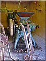 SX6958 : Turtley Corn Mill - grain crusher and diesel engine by Chris Allen