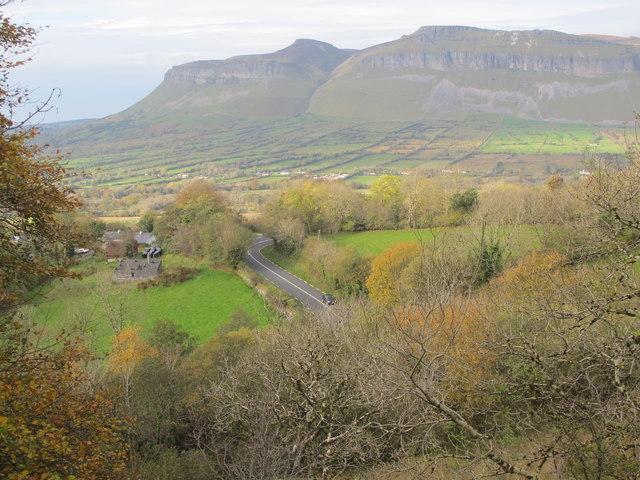 Sligo: A View from Cope's Mountain Path