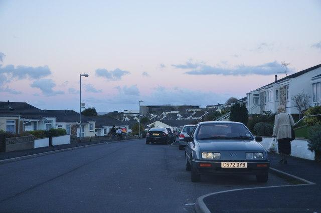Bideford : Moreton Park Road