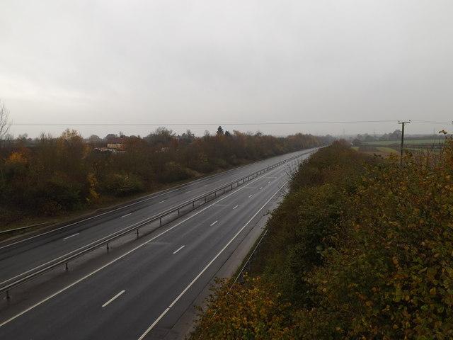 A140, Scole Bypass, Scole