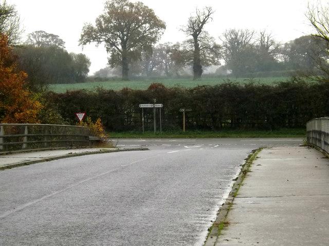 Scole Common Road, Scole