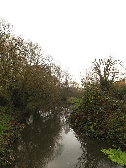 River Waveney off Scole Bridge