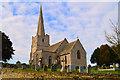 SO7931 : St John the Baptist, Eldersfield by Philip Pankhurst