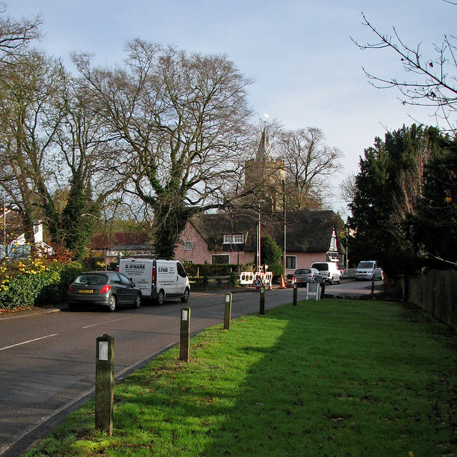Great Shelford: Church Street