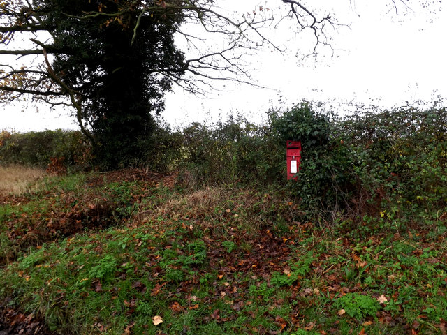 The Rectory Postbox