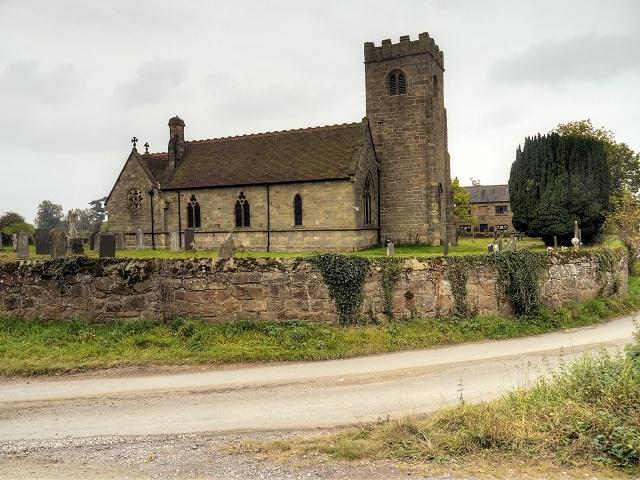 St James' Church, Swarkestone